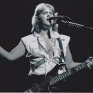 JOHN WETTON of ASIA/KING CRIMSON Original Autographed  Signed  8x10 Photo w/COA