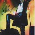 ALICE COOPER Original Autographed  Signed  8x10 Photo Picture  w/COA