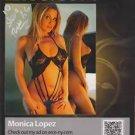 MONICA LOPEZ Original Autographed  Signed 8x10 Photo Picture w/COA