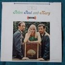"PETER, PAUL and MARY ""moving"" Vinyl 12"" LP   WS1473"