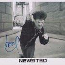 Original JASON NEWSTED METALLICA Signed Autographed 8x10 Photo Picture w/COA