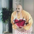 CHRISTOPHER LLOYD  Original Autographed  Signed  8x10 Photo Picture w/COA