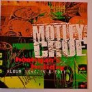 """MOTLEY CRUE Signed Autograph by ALL 4 """"HOOLIGAN's HOLIDAY"""" CD w/COA"""