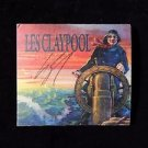 "LES CLAYPOOL PRIMUS Autographed Signed CD ""OF WHALES AND WOE"" w/COA"