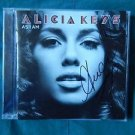 "Original ALICIA KEYS Signed Autographed  ""AS I AM"" CD w/COA"