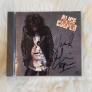 "ALICE COOPER Signed Autographed  ""Trash'' CD w/COA"