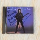 "Original JOE SATRIANI Signed Autographed  ""Flying In A Blue Dream"" CD w/COA"
