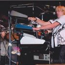 GEOFF DOWNES ASIA/ YES Original Autographed  Signed  8x10 Photo Picture w/COA