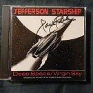 Jefferson Starship PAUL KANTNER Signed Autographed CD w/COA