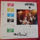 "ANNIE LENNOX of EURYTHMIC Signed Autographed 'TOUCH DANCE'"" LP w/COA"