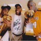 Original MAGIC JOHNSON Signed Autograph 8x10 Photo Picture  w/COA