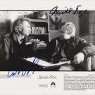 Original MICHAEL DOUGLAS CURTIS HANSEN Autographed Signed 8x10 Photo Pict w/COA