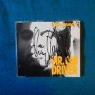 """Original LENNY KRAVITZ Signed Autographed  """"MR.CABDRIVER"""" CD w/COA"""