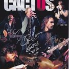 CACTUS  Original Autographed  Signed by ALL  8x10 Photo Picture w/COA