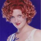 DREW BARRYMORE  Original Autographed  Signed  8x10 Photo Picture w/COA