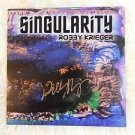 "Original ROBBY KRIEGER of The DOORS ""SINGULARITY"" Signed Autographed LP w/COA"