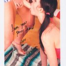 Porno Adult Star ANASTASIA PIERCE Autographed signed 8x10 Photo Picture REPRINT