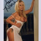 Porno Adult Star ASHTON MOORE Autographed signed 8x10 Photo Picture REPRINT