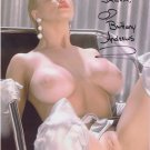 Porno Adult Star BRITTANY ANDREWS Autographed signed 8x10 Photo Picture REPRINT
