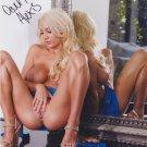 Porno Adult Star DEVON ALEXIS Autographed signed 8x10 Photo Picture REPRINT