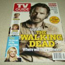Andrew Lincoln Rick TV Guide Double Issue The Walking Dead