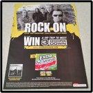 3 Doors Down Extra Gum Ad