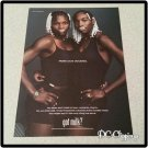Serena & Venus Williams Got Milk? Ad