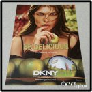DKNY Be Delicious Unscented Perfume Ad Sephora