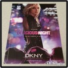 DKNY Night Unscented Perfume Ad Donna Karan