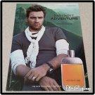 Ewan McGregor Davidoff Adventure Unscented Ad