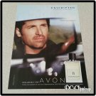 Patrick Dempsey Unscripted Unscented Cologne Ad