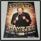 Luis C.K. Shameless Ad/Clipping HBO