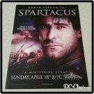 Spartacus Ad/Clipping Goran Visnjic