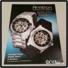 Armitron Watch Ad