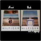 HILFIGER Cologne Ad with Scent Strip