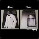 Sean John I AM KING Cologne Ad with Scent Strip