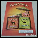 Camel Cigarette Pleasure To Burn Ad Kauai Kolada Twista Lime