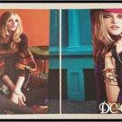 DKNY 2 Page Ad