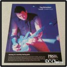 Troy McLonghorn PRS Guitars Ad Dark New Day, Evanescence