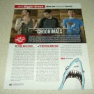 Choonimals 1 Page Article/Clipping