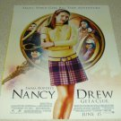 Nancy Drew Movie Ad - Emma Roberts