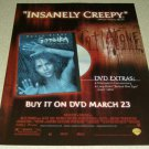 Gothika DVD/Movie Ad - Halle Berry