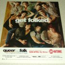Queer As Folk TV Show Ad