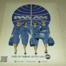 PAN AM TV Show Ad