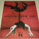 American Horror Story TV Show Ad - Jessica Lang, Connie Britton