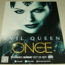 Once Upon A Time TV Show Ad - Evil Queen