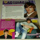 Zac Efron 1 Page Article/Clipping