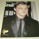Leonardo DiCaprio Pinup & Clipping Set
