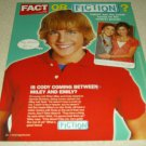 Cody Linley Clipping Set