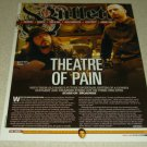 Scars On Broadway 1 Page Article/Clipping